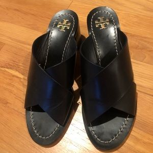 Tory Burch heeled mule
